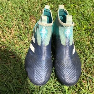 Adidas Purecountrol elite soccer cleats, size 5'5